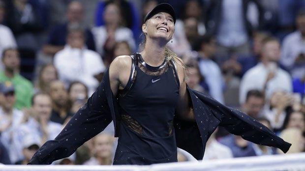 Maria Sharapova - Bildquelle: imago/UPI Photo