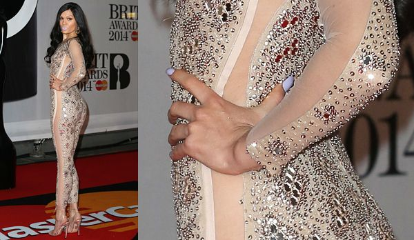 Jessie J - Bildquelle: Lia Toby/WENN.com