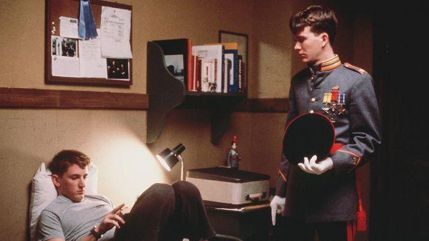 Die Militärsschule 'Bunker Hill' soll geschlossen werden. Major Moreland (Tim...
