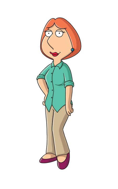 Lois Griffin, geborene Pewterschmidt, kommt aus einer reichen, dekadenten Familie und wurde protestantisch erzogen ... - Bildquelle: 2010 Twentieth Century Fox Film Corporation. All rights reserved.