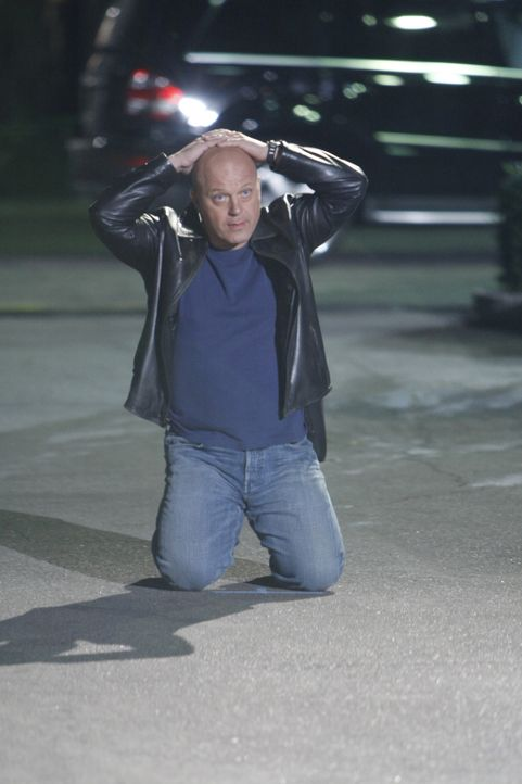 Kurz vor seinem Rachefeldzug gegen Shane wird Mackey (Michael Chiklis) aufgehalten ... - Bildquelle: 2007 Twentieth Century Fox Film Corporation. All Rights Reserved.