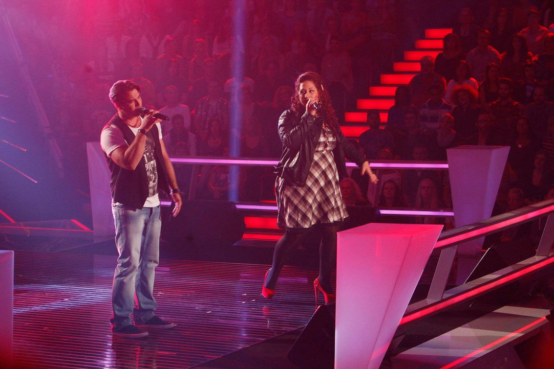 battle-sebastian-vs-karo-05-the-voice-of-germany-huebnerjpg 1775 x 1184 - Bildquelle: SAT.1/ProSieben/Richard Hübner
