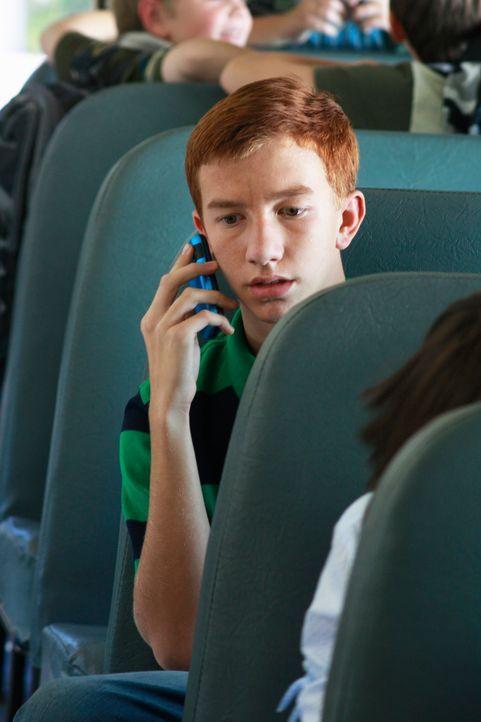 Ist geschockt, dass Emily Portsmith ermordet wurde: Parker (Joshua Moore) ... - Bildquelle: ABC Studios