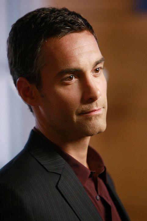 Pete und Sam gehen auf Patientenjagd, doch werden sie bei Ray Daniels (Jeffrey Pierce) punkten können? - Bildquelle: ABC Studios