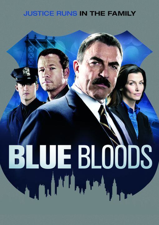 "(2. Staffel) - ""Blue Bloods - Crime Scene New York"" - Artwork - Bildquelle: 2010 CBS Broadcasting Inc. All Rights Reserved"