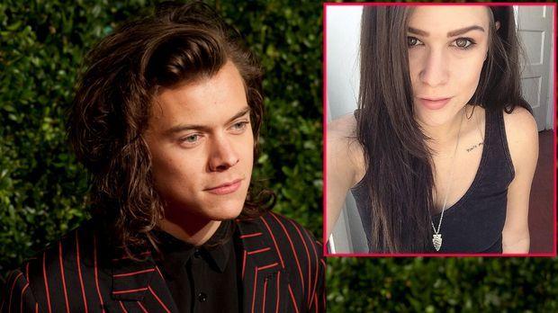 Harry Styles Freundin