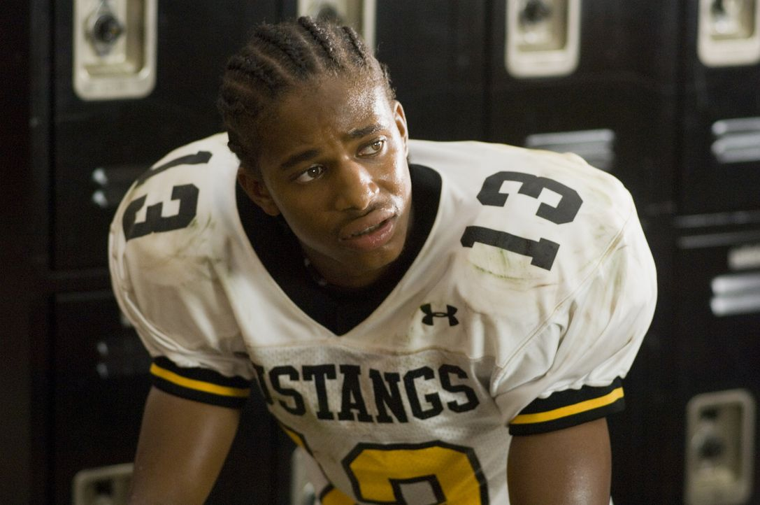 Willie Weathers (Jade Yorker) gehört zu den Mustangs, einem Footballteam, das von Aufsehern einer Jugendvollzugsanstalt gegründet wurde, um den Ju... - Bildquelle: Copyright   2006 Columbia Pictures Industries, Inc. and GH One LLC. All Rights Reserved.