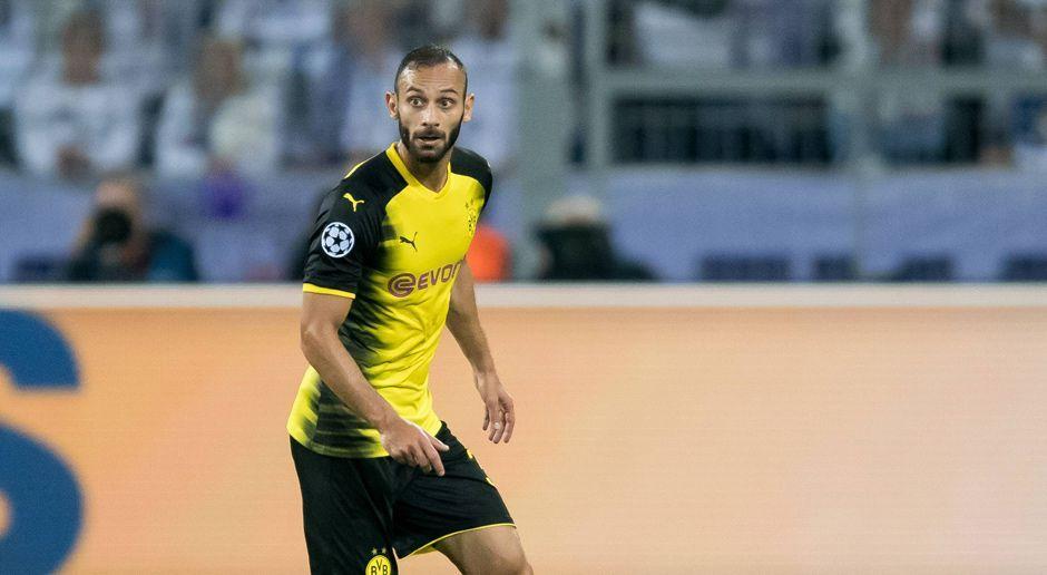 Ömer Toprak (Borussia Dortmund) - Bildquelle: Imago