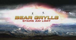 Bear Grylls Stars am Limit