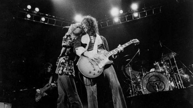 Led Zeppelin - CODA etc