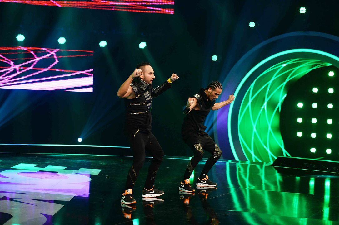 Got-To-Dance-Tom2Rock-01-SAT1-ProSieben-Willi-Weber - Bildquelle: SAT.1/ProSieben/Willi Weber