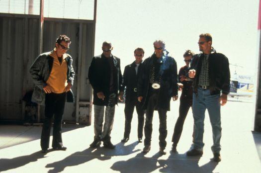 Crime Is King - 3000 Meilen bis Graceland - Wollen 3,2 Millionen Dollar raube...