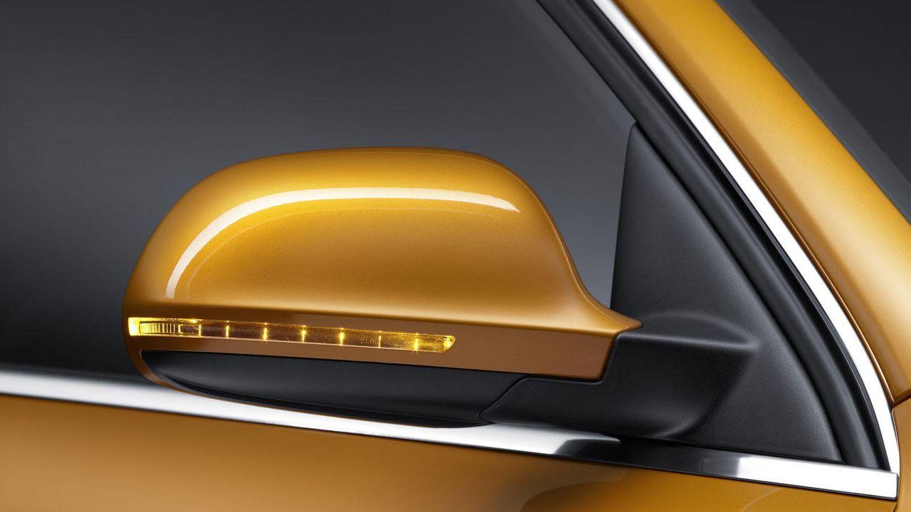Anbauteile in verschiedenen Farben - Bildquelle: Audi