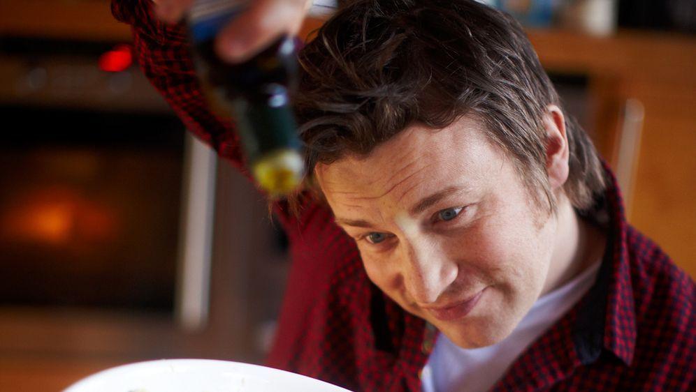 Jamie Oliver Pilzrisotto Sixx