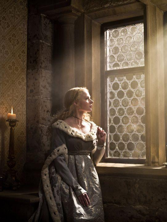 (1. Staffel) - Das Schicksal hält so manche Überraschung für Elizabeth Woodville (Rebecca Ferguson) bereit ... - Bildquelle: 2013 Company Television Limited LEGAL