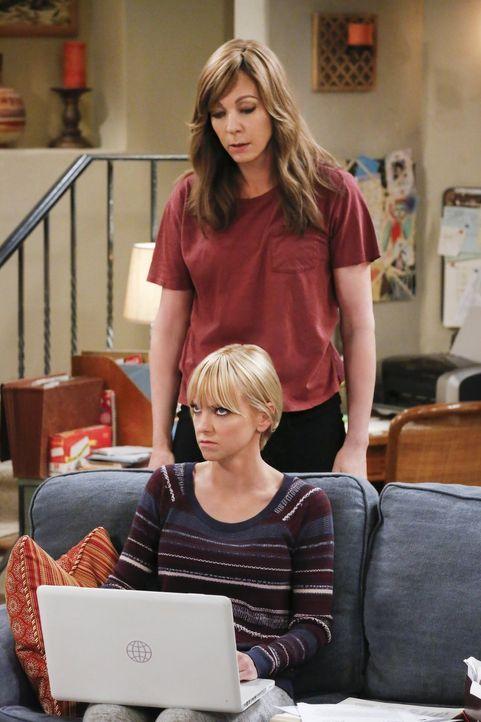 Leider muss Christy (Anna Faris, vorne) feststellen, dass Bonnie (Allison Janney, hinten) ganz schön in der Klemme steckt. Sie schmiedet einen Plan,... - Bildquelle: 2016 Warner Bros. Entertainment, Inc.