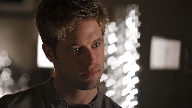 Hat David (Shaun Sipos) Jane in der Hand? © 2009 The CW Network, LLC. All rig...