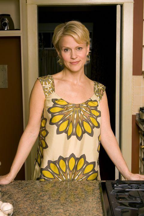 (4. Staffel) - Steht Kyle so gut sie kann bei: Nicole Trager (Marguerite MacIntyre) ... - Bildquelle: TOUCHSTONE TELEVISION