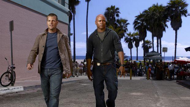 (1. Staffel) - Ermitteln eine Undercovereinheit des Navy CIS: Special Agent G...