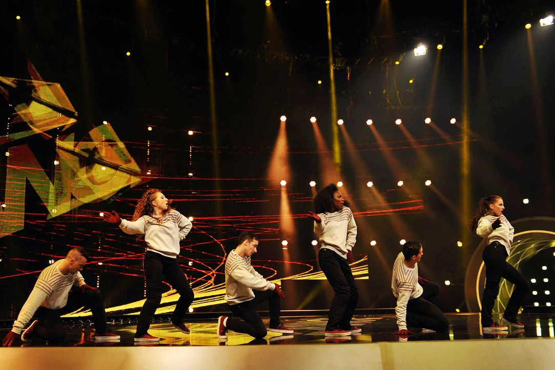 Got-To-Dance-Own-Risk-02-SAT1-ProSieben-Willi-Weber - Bildquelle: SAT.1/ProSieben/Willi Weber