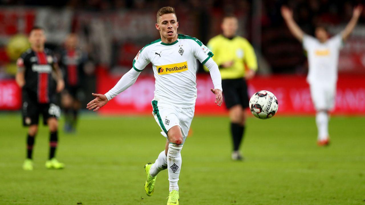 Thorgan Hazard (Borussia Mönchengladbach) - Bildquelle: 2019 Getty Images