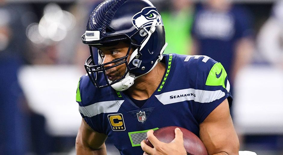 Russell Wilson (Seattle Seahawks) - Bildquelle: imago/ZUMA Press