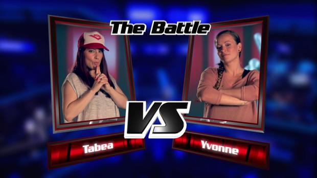 Tabea vs. Yvonne