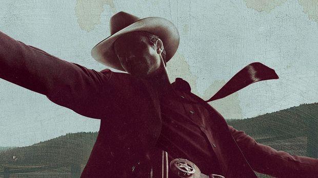 (1. Staffel) - Sorgt als moderner Cowboy für Recht und Ordnung: Raylen Givens...