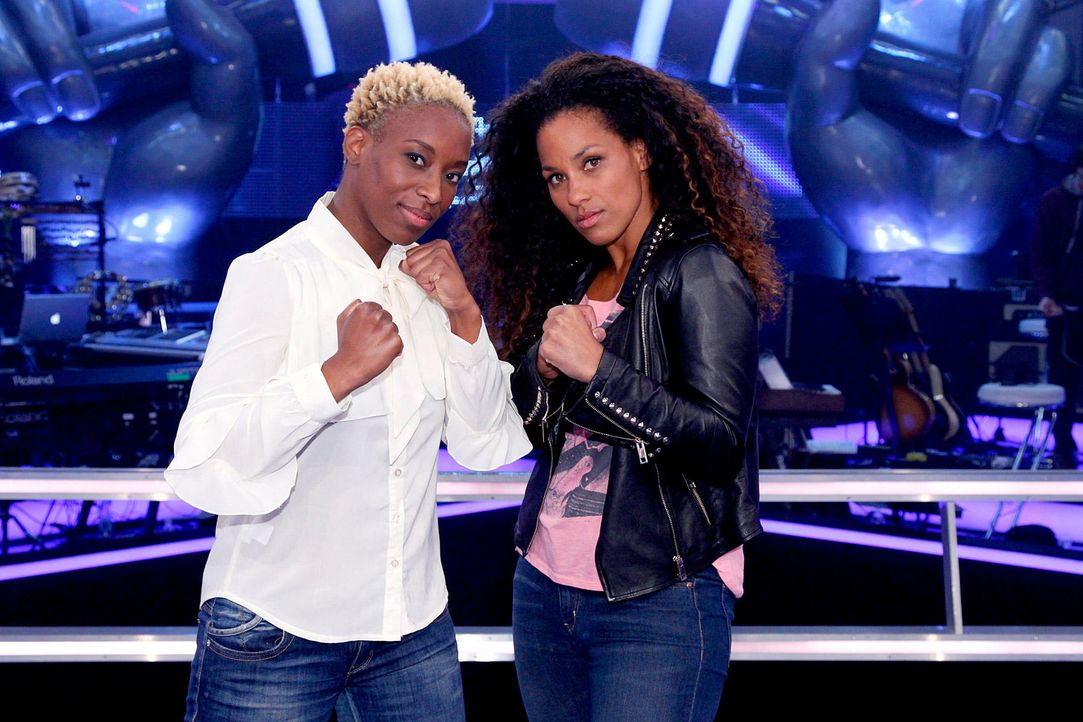 battle-nathalie-vs-asiata-21-the-voice-of-germany-kowalskijpg 1700 x 1133 - Bildquelle: SAT1/ProSieben/Andre Kowalski