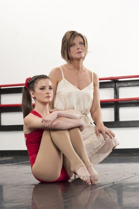 Ein neuer Wettbewerb wartet auch auf Brooke (l.) und ihre Mutter Kelly (r.) ... - Bildquelle: Scott Gries 2012 A+E Networks