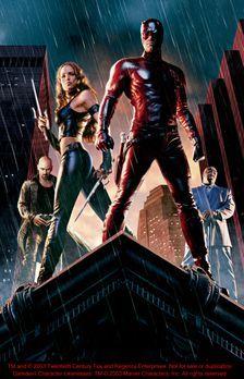 Daredevil - Daredevil mit Ben Affleck, Colin Farrell und Jennifer Garner - Bi...