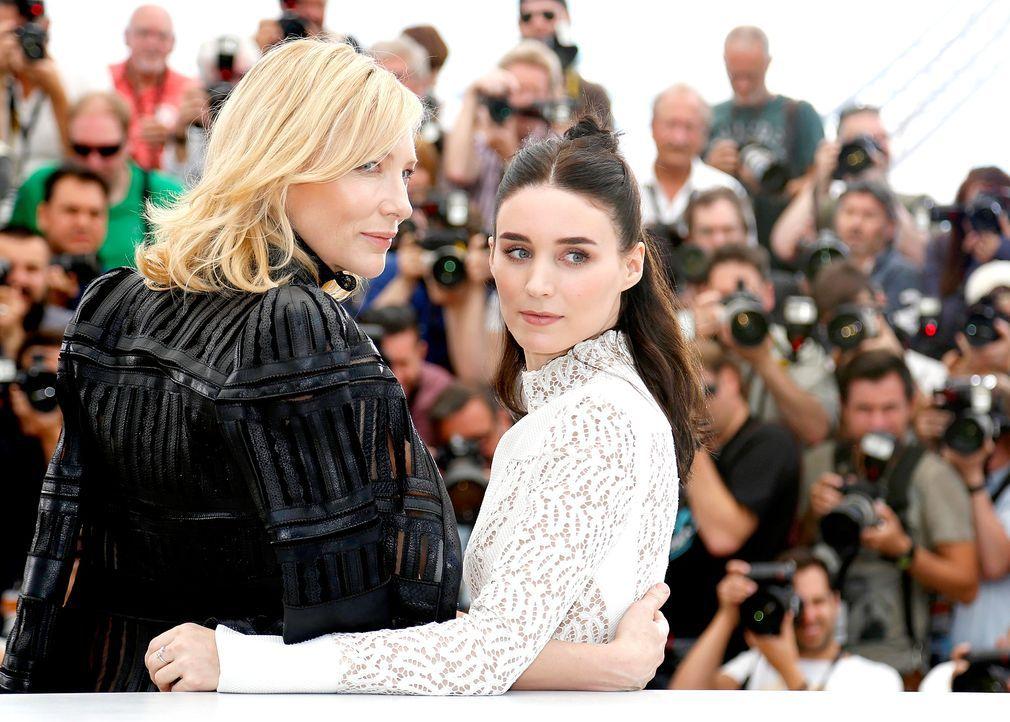 Cannes-Film-Festival-Blanchett-Mara-150517-05-dpa - Bildquelle: dpa