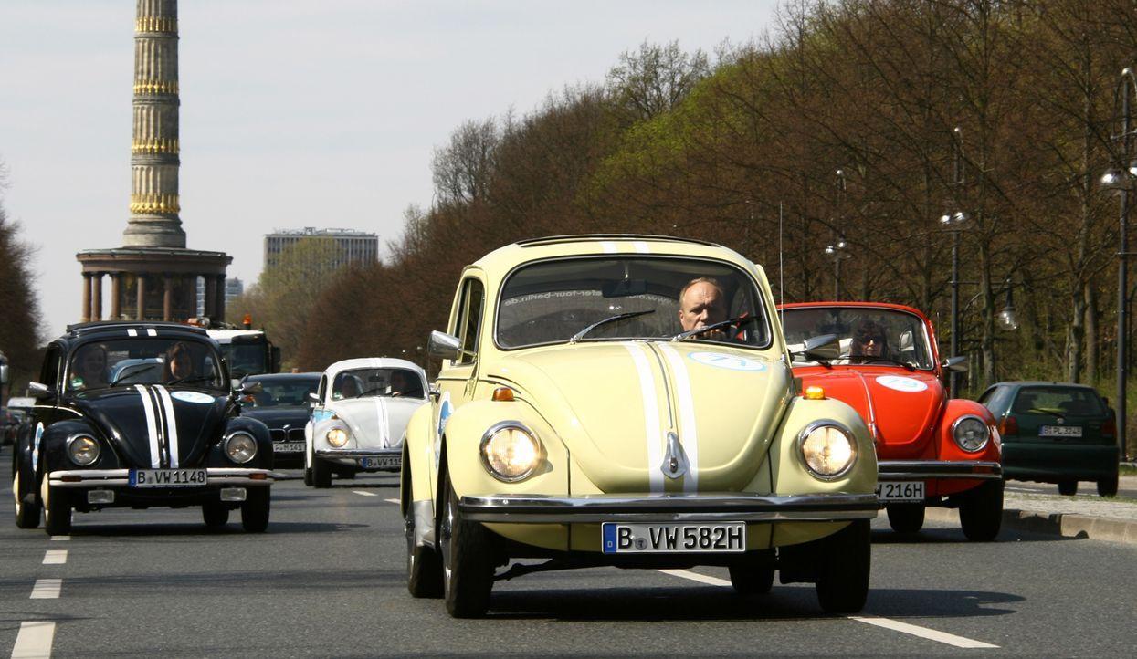 VW Beetle - Bildquelle: usage Germany only, Verwendung nur in Deutschland