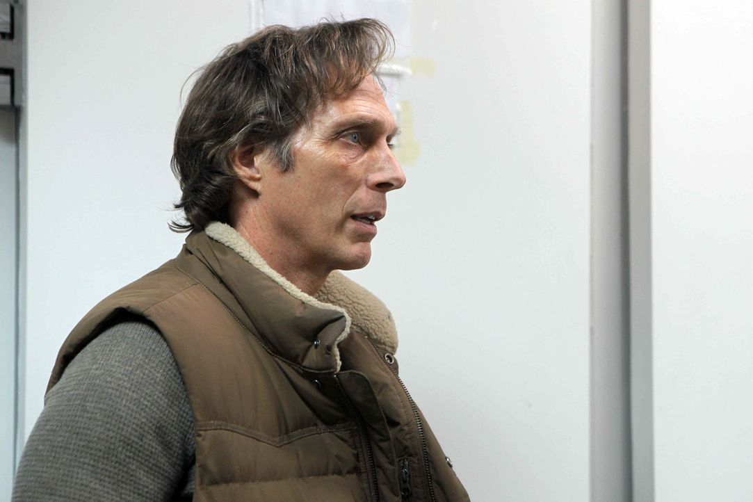 Hickman (William Fichtner) gibt nicht auf, auch wenn es ihn das Leben kosten sollte. Er will Genovese für alle Zeiten ausschalten ... - Bildquelle: 2013 Tandem Productions GmbH, TF1 Production SAS. All rights reserved