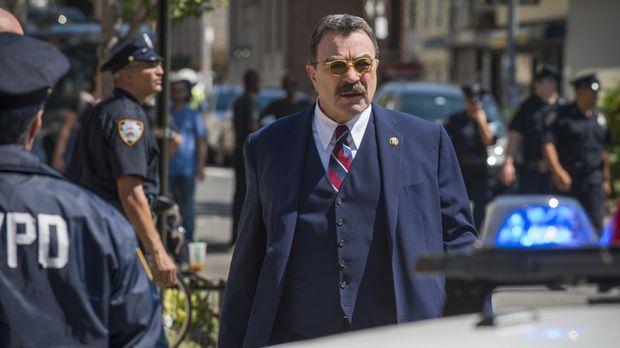Ist NYPD-Chef Frank Reagan (Tom Selleck) ein alles entscheidender Fehler unte...