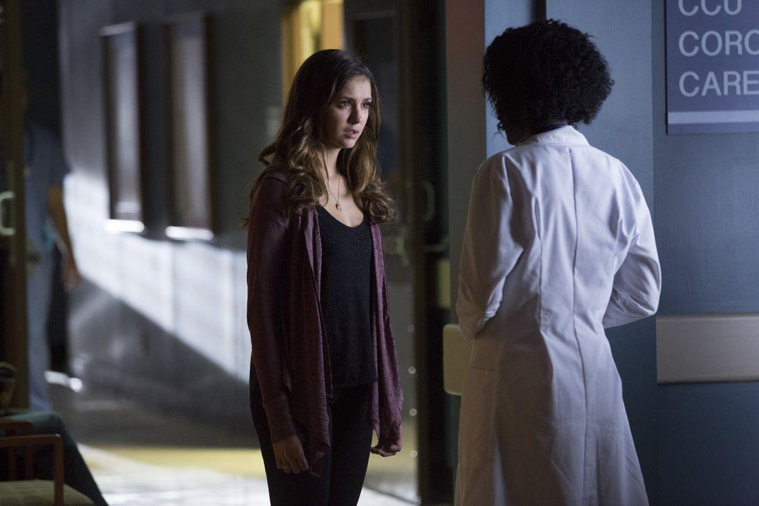 Besuch im Krankenhaus - Bildquelle: Warner Bros. Entertainment Inc.
