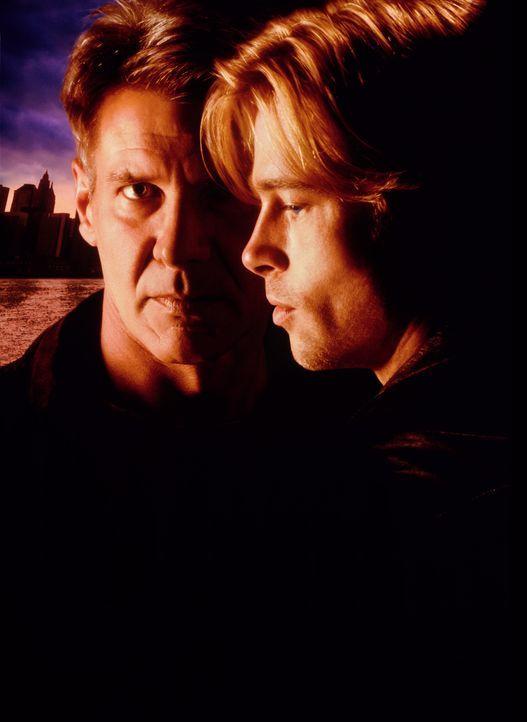 Dem IRA-Untergrundkämpfer Frankie McGuire (Brad Pitt, r.) gelingt nach einer Schießerei mit der britischen Armee die Flucht. Unter falschem Namen re... - Bildquelle: Columbia TriStar