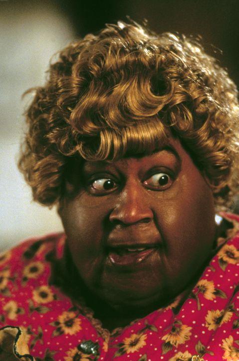 Der Verwandlungskünstler Malcolm (Martin Lawrence) macht als schwergewichtige Big Momma eine sehr überzeugende Figur ... - Bildquelle: 20th Century Fox