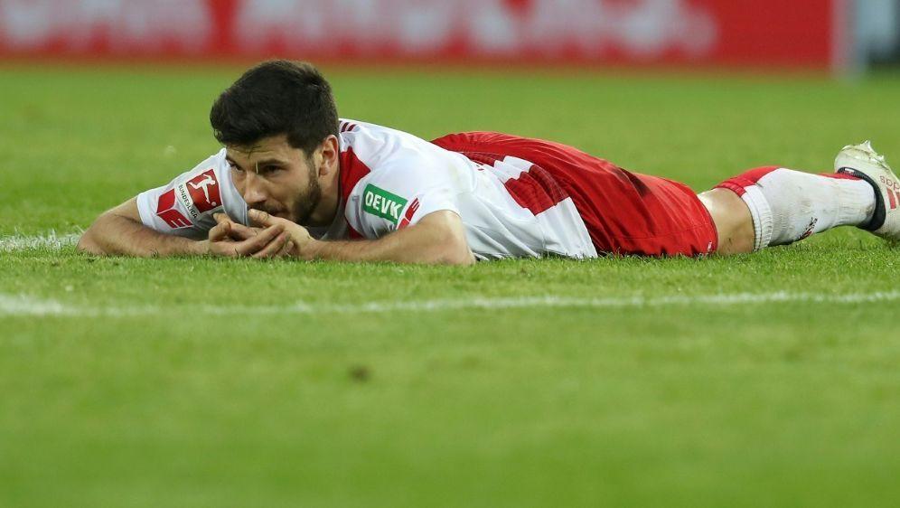 Fehlt Köln verletzt im Abstiegskampf: Milos Jojic - Bildquelle: FIROFIROSID