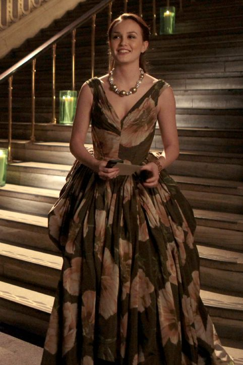 Blair (Leighton Meester) ist an diesem Abend mal wieder ganz in ihrem Element ... - Bildquelle: Warner Bros. Television