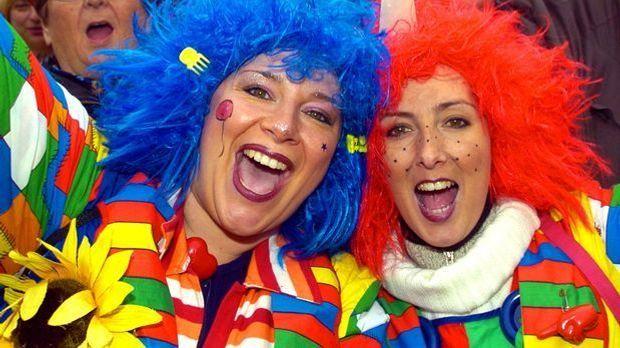 Was wäre Karneval ohne Karnevalslieder?
