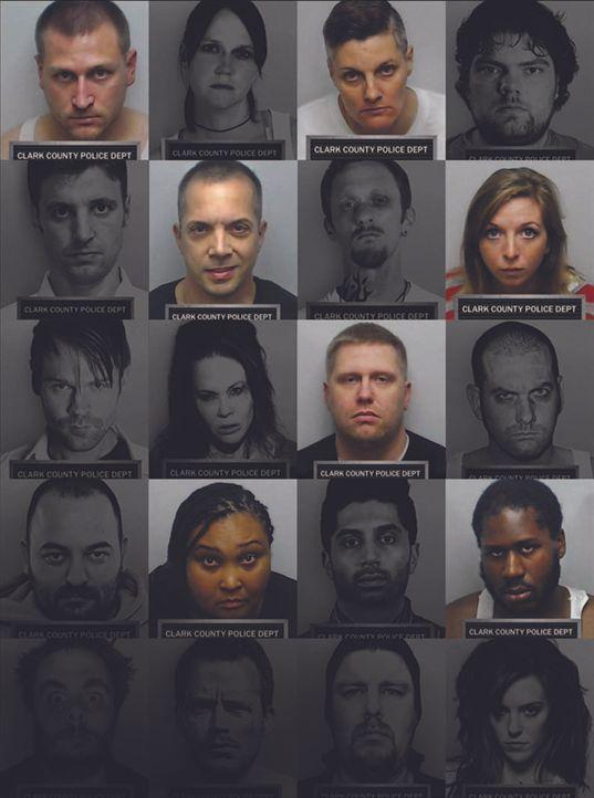 """""""60 Days In - Undercover im Knast"""" bietet einen einzigartigen und authentischen Einblick in das schwierige Gefängnisleben in den USA. - Bildquelle: A&E Television Networks"""