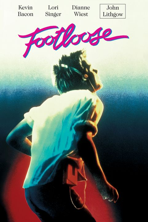 Footloose - Artwork - Bildquelle: 1984 by Paramount Pictures Corporation. All rights reserved.