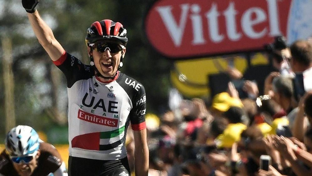 Der Ire Daniel Martin sicherte sich den Etappensieg - Bildquelle: AFPSIDMARCO BERTORELLO