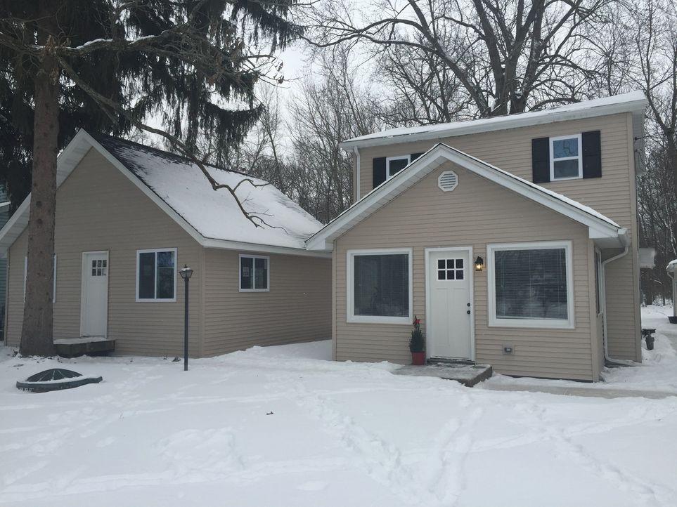 Jean und ihre Nichte Liz haben sich dazu entschieden, gemeinsam ein Haus zu renovieren, um dann anschließend gewinnbringend weiterzuverkaufen, doch... - Bildquelle: 2016, DIY Network/Scripps Networks, LLC. All Rights Reserved.