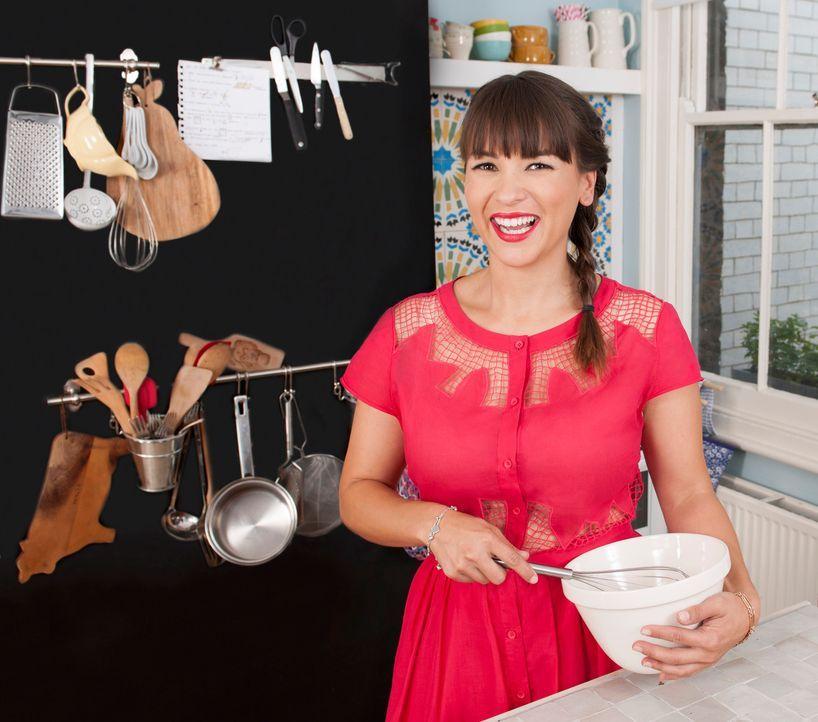 Aufwendige Gerichte leicht gemacht: Das ist Rachel Khoos Spezialität ... - Bildquelle: Des Willie BBC Worldwide 2013