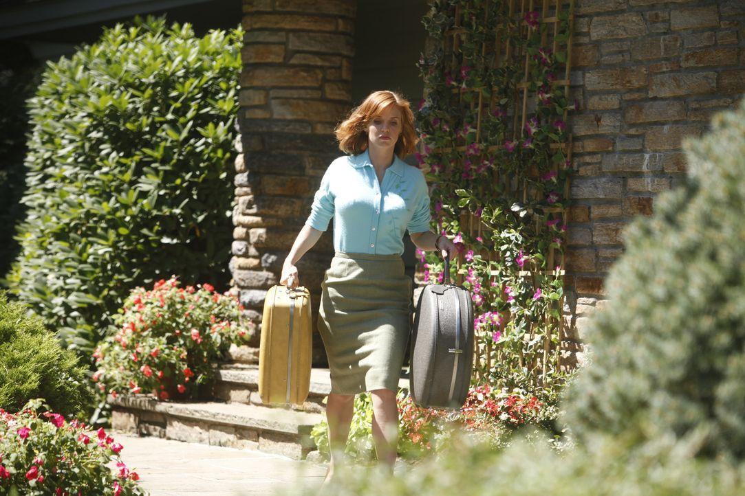 Wird sich das Verhältnis von Kate (Kelli Garner) zu ihrer Mutter je bessern? - Bildquelle: 2011 Sony Pictures Television Inc.  All Rights Reserved.