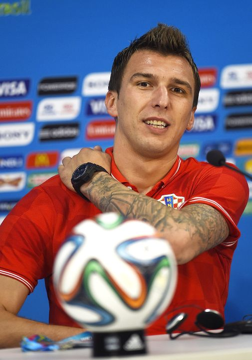 FIFA-World-Cup-Mario-Mandzukic-14-06-17-AFP - Bildquelle: AFP