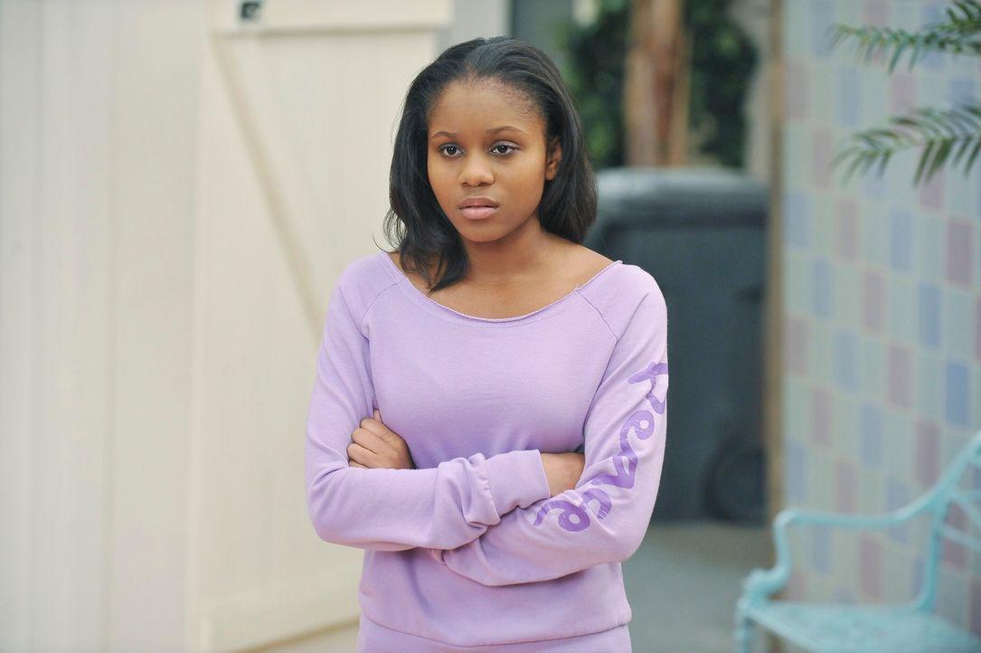 Wendet sich an Addison, um ihr zu sagen, dass sie schwanger ist: Maya (Geffri Maya) ... - Bildquelle: ABC Studios