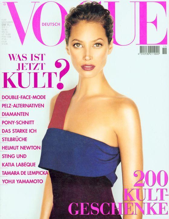 Vogue Deutschland, Fotograf: Mark Abrahams
